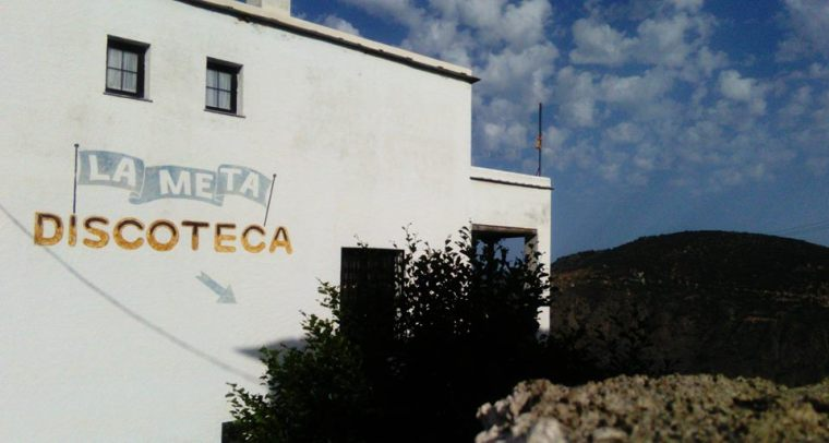 La Meta Discoteca in Pitres, Spain