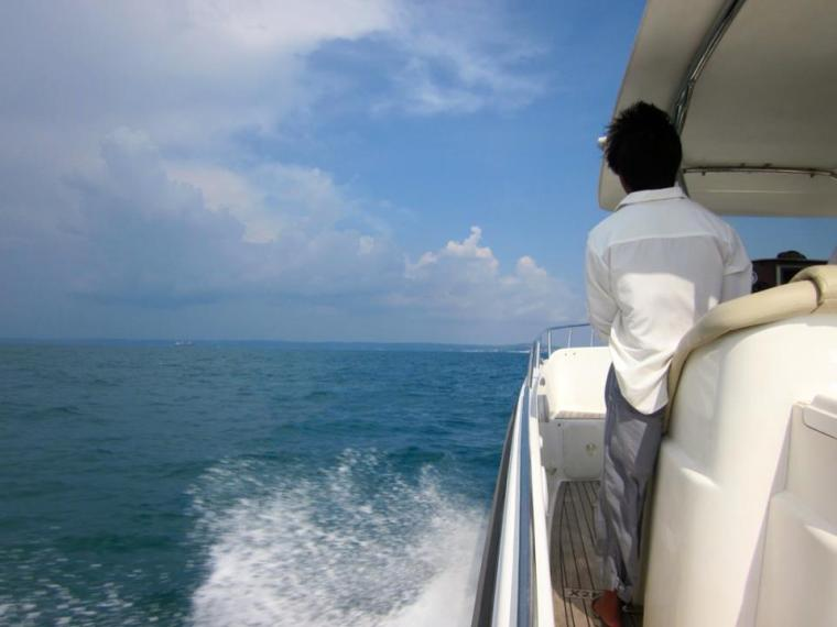 Speedboat to Songsaa Private Island